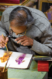 indian painter