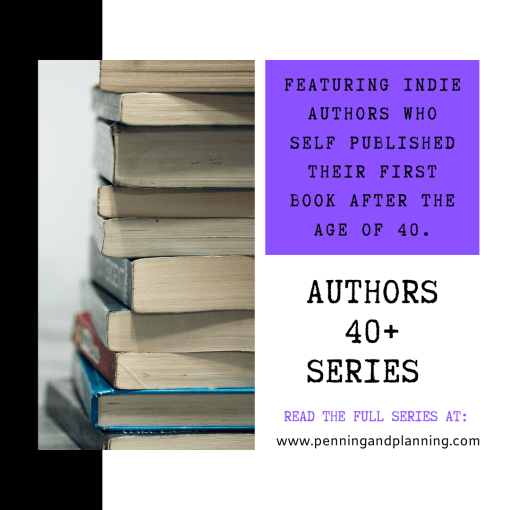Authors 40+ Series