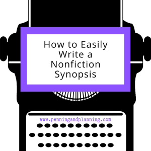 How to easily write a nonfiction synopsis