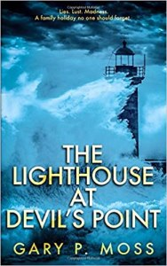 The Lighthouse at Devil's Point by Gary P Moss