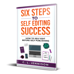 Six Steps to Self Editing Success