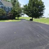 New Asphalt Driveway Anna Illinois | Penninger Asphalt Paving Southern Illinois