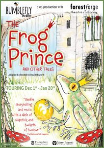 2nd Jan 2018 – The PRAs Frog Prince production was a great success!