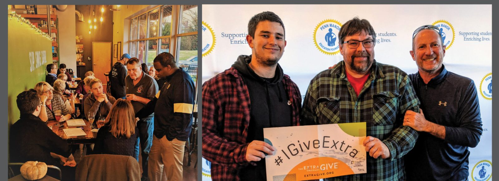 Community pledges more than $16,000 to Foundation during ExtraGive
