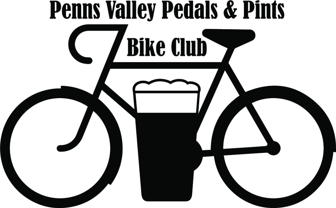 Penns Valley Pedals & Pints Logo