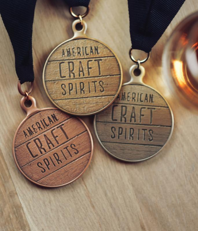 American Craft Spirits Awards | Gold, Silver and Bronze Awards