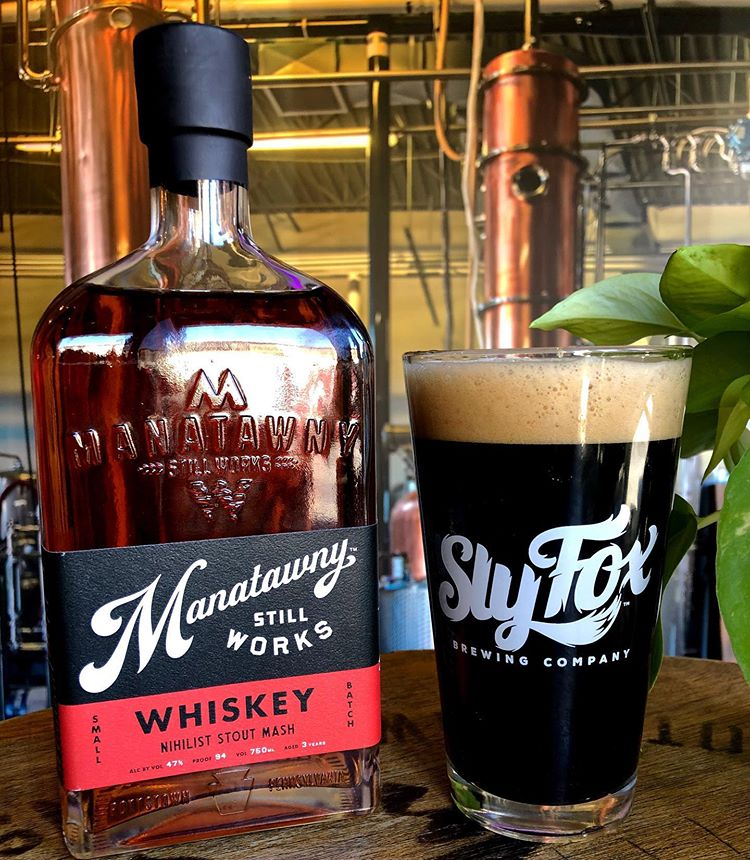 Manatawny Still Works Releases Nihilist Stout Whiskey