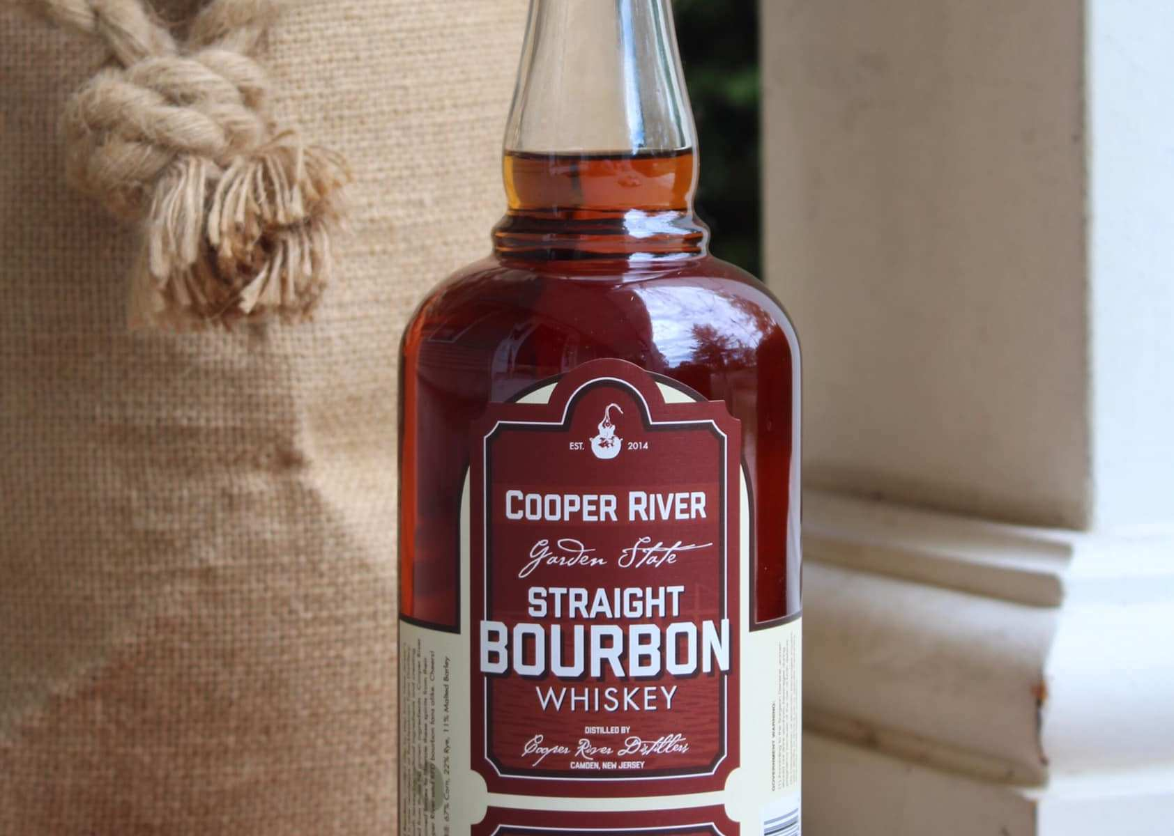 Cooper River Straight Bourbon