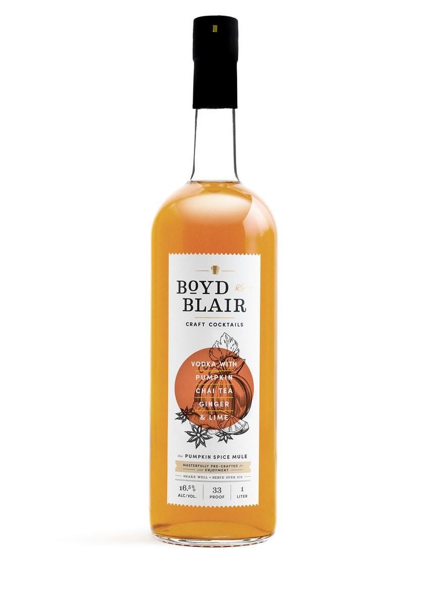Boyd & Blair Pumpkin Spice Mule