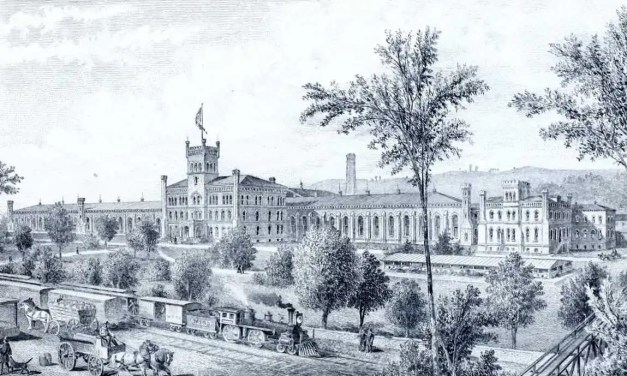 Prison Records from the Allegheny County Workhouse and Inebriate Asylum