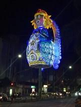 Christmas lights extravaganza Medellín style!