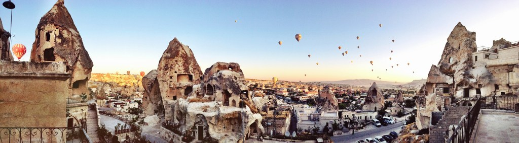 Sunrise in Goreme