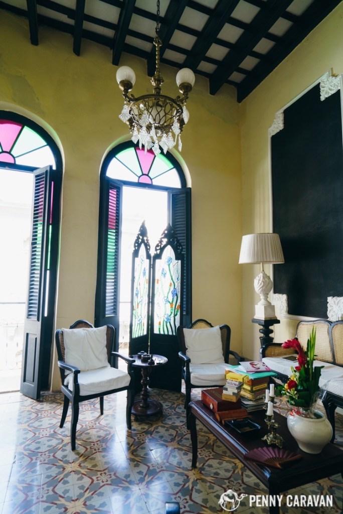 Casa Densil, Havana