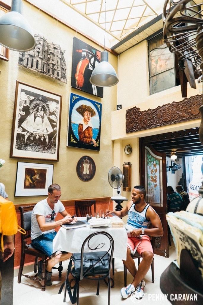 Doña Eutimia, Havana