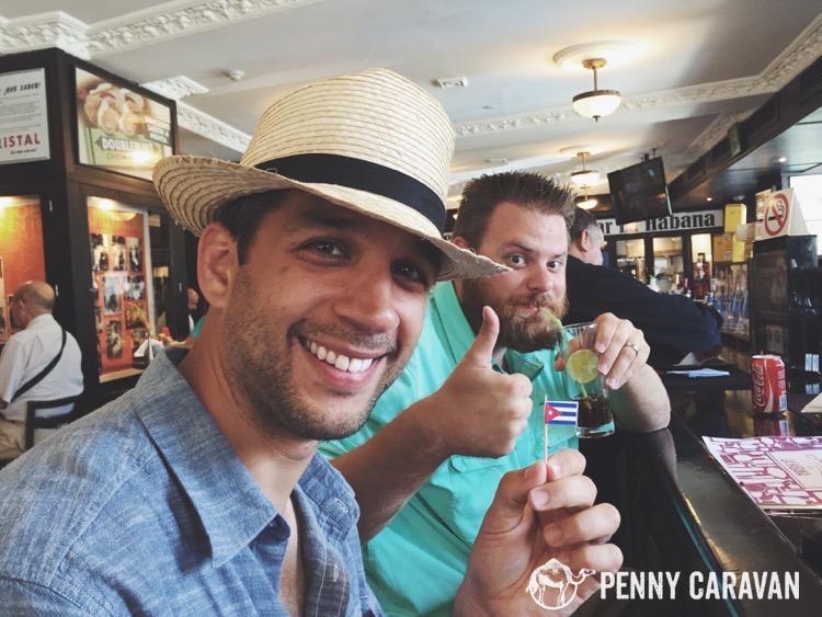 Thumbs-up for Sloppy Joe's!