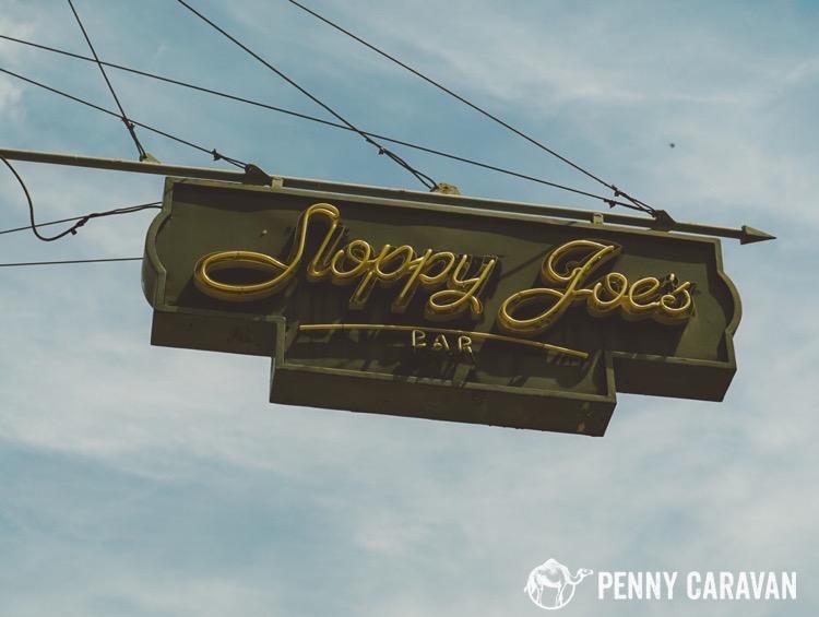 Sloppy Joe's, Havana