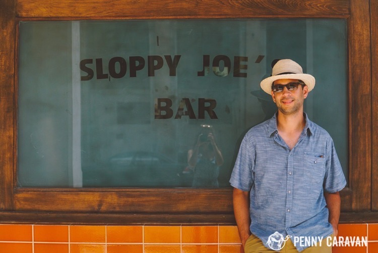 Sloppy Joe's in Havana