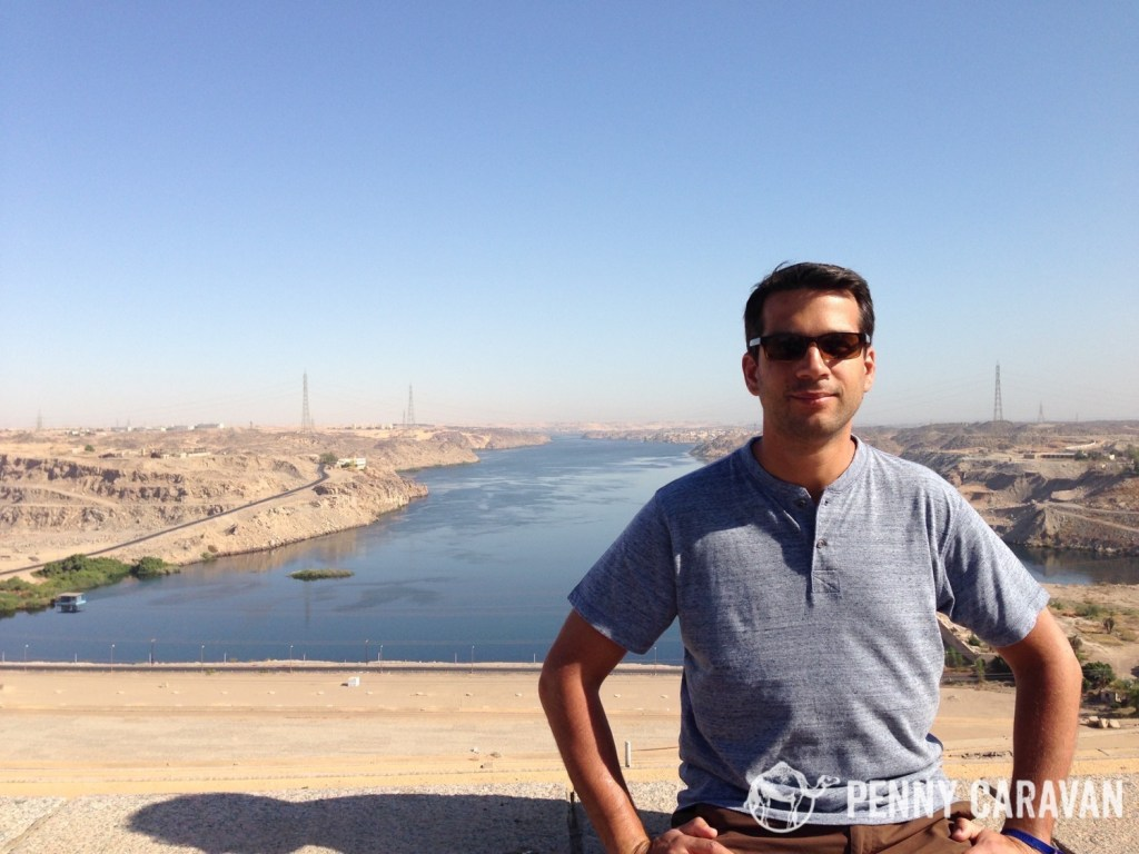High Dam of Aswan
