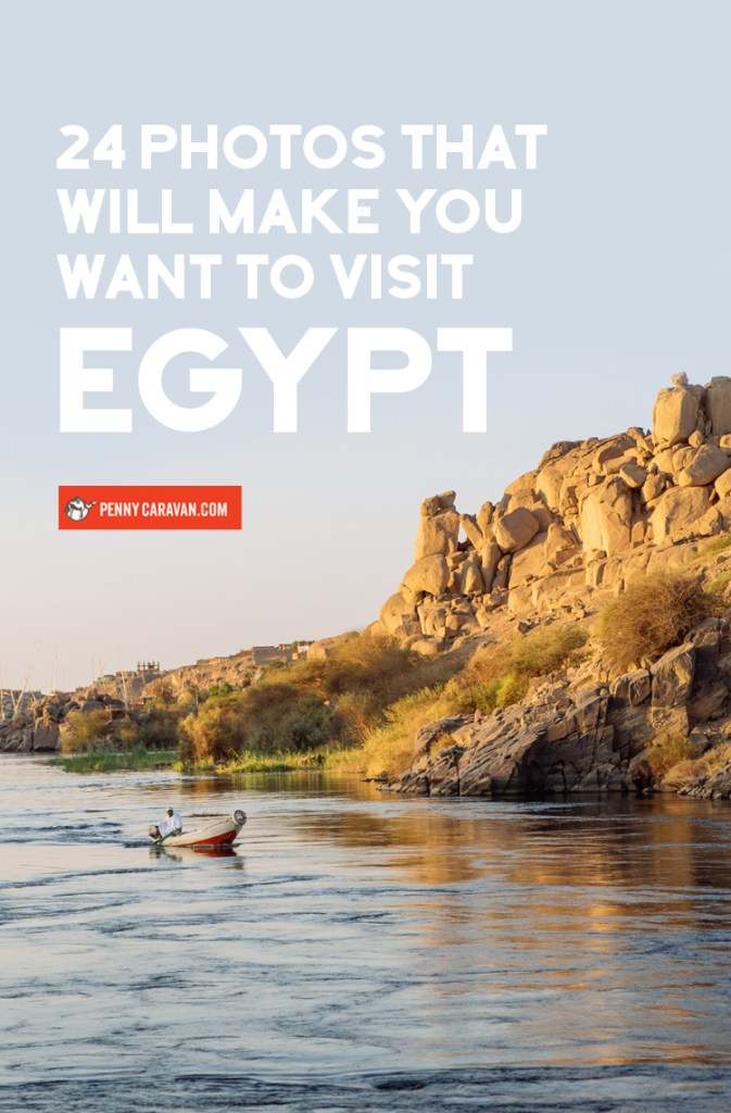 24 photos that will make you want to visit Egypt | Penny Caravan