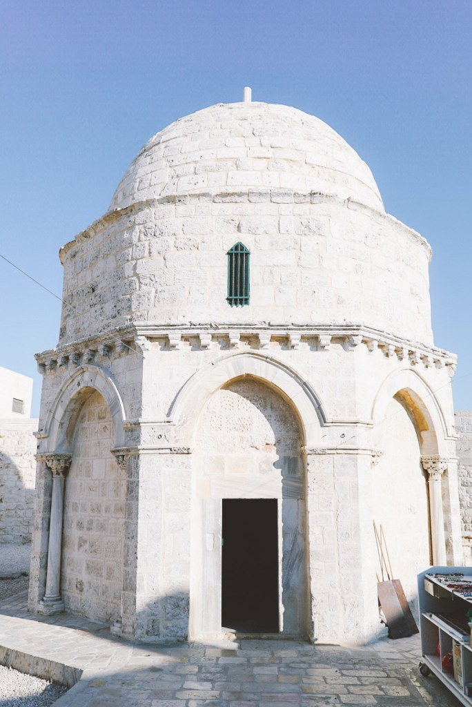 Chapel of the Ascension.