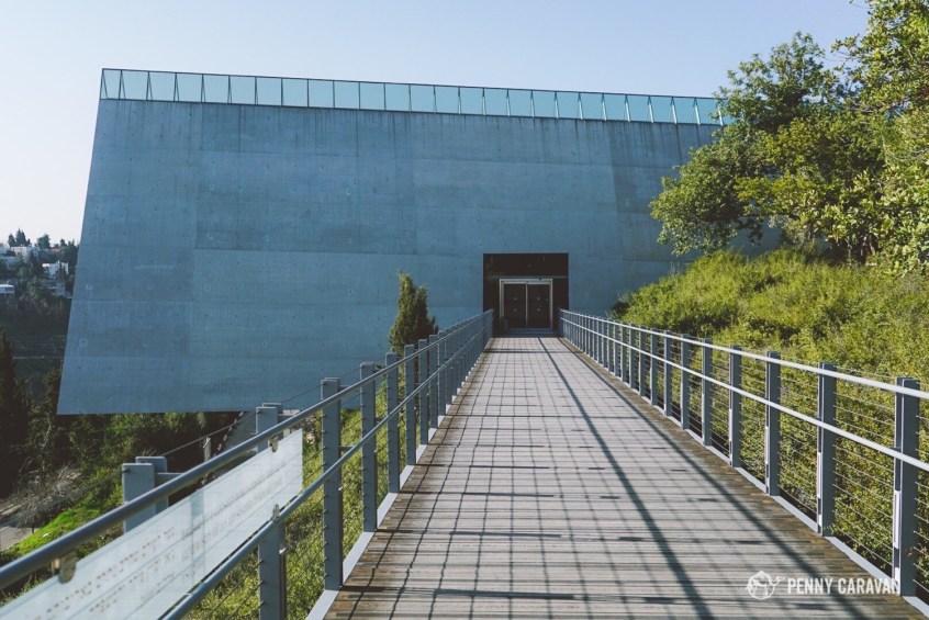 The Holocaust History Museum.