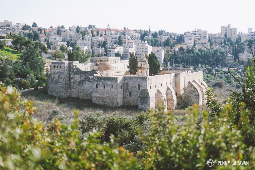 Holy Christian Sites of Jerusalem | Penny Caravan