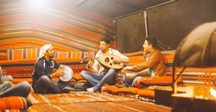 Seven Wonder Bedouin Camp | Penny Caravan