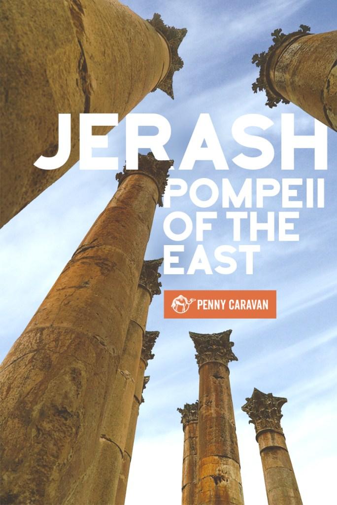 Jerash   Penny Caravan