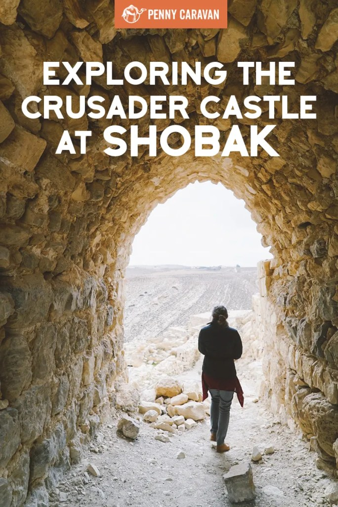 Shobak Castle | Penny Caravan