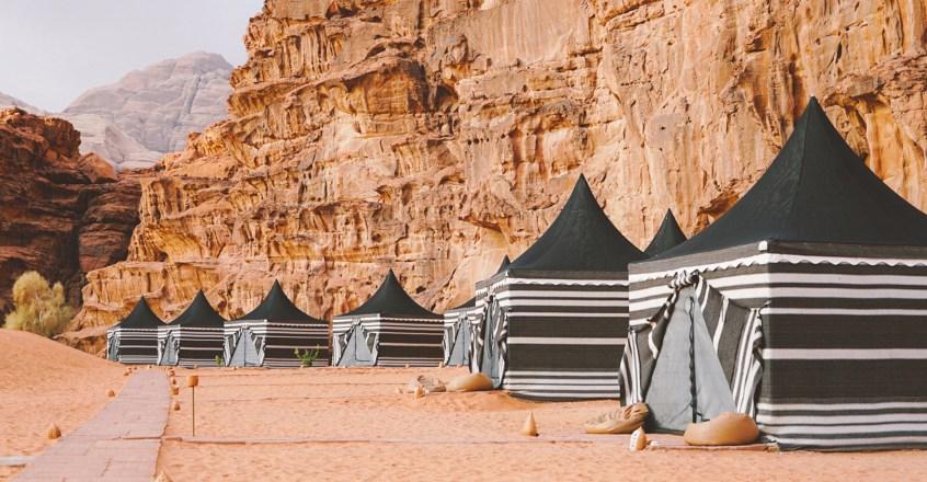 Afbeeldingsresultaat voor wadi rum camping