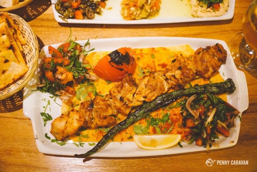 Chicken Kebap