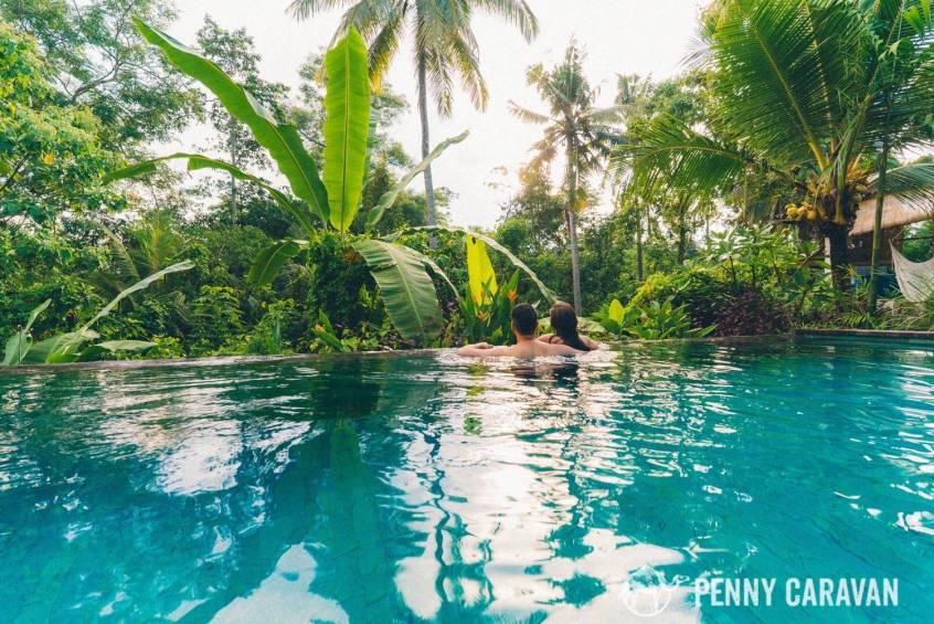 Airbnb Review Jungle Villa In Ubud Bali