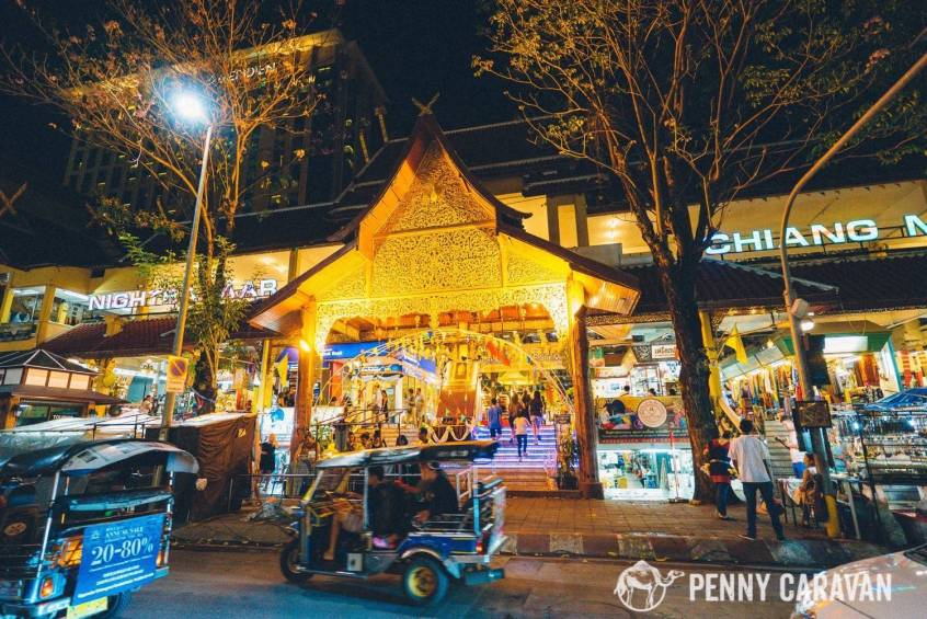 Chiang Mai Night Bazaar-28
