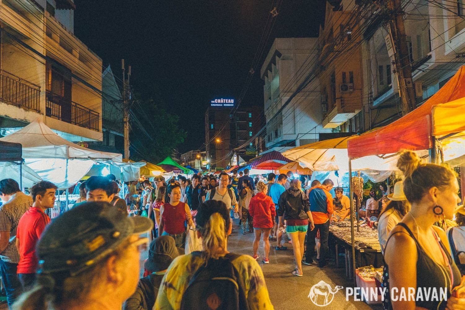 Chiang Mai Saturday Night Bazaar-72