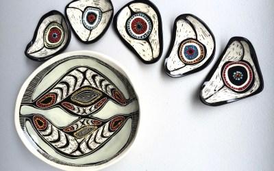 cfile Review: Studio Pottery | Indigenous Pots by Australia's Penny Evans