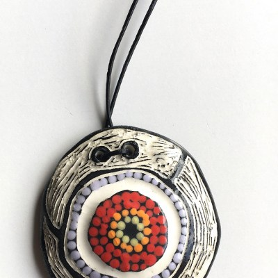 #631 Meeting Place Pendant