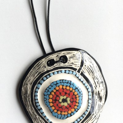 #632 Meeting Place Pendant