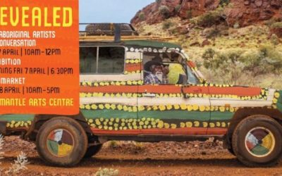 Revealed – Fremantle Arts Centre – April 4-9 2017