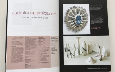 The Journal of Australian Ceramics Vol 56 April 2017