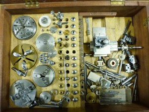 Boley & Leinen Reform 8 mm watchmakers lathe