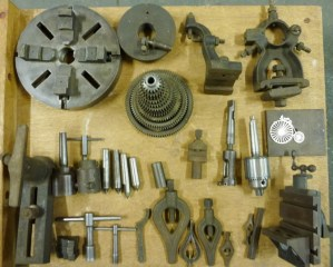 Aster Lathe Accessories