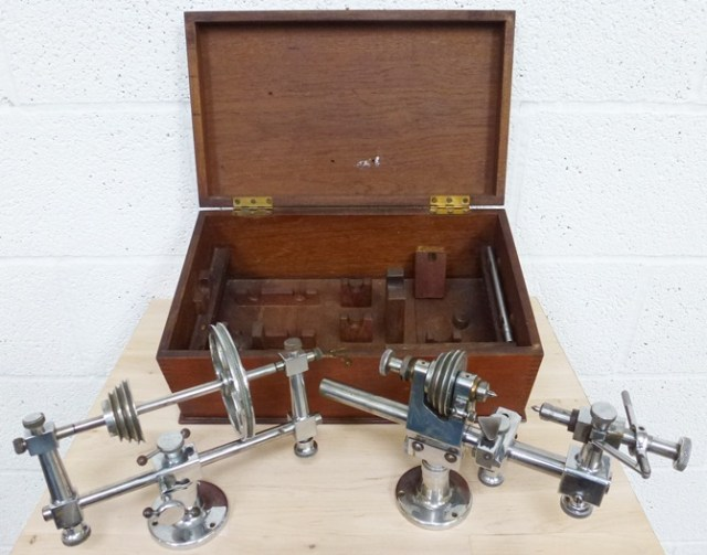 UNKNOWN 8MM WATCH MAKERS LATHE