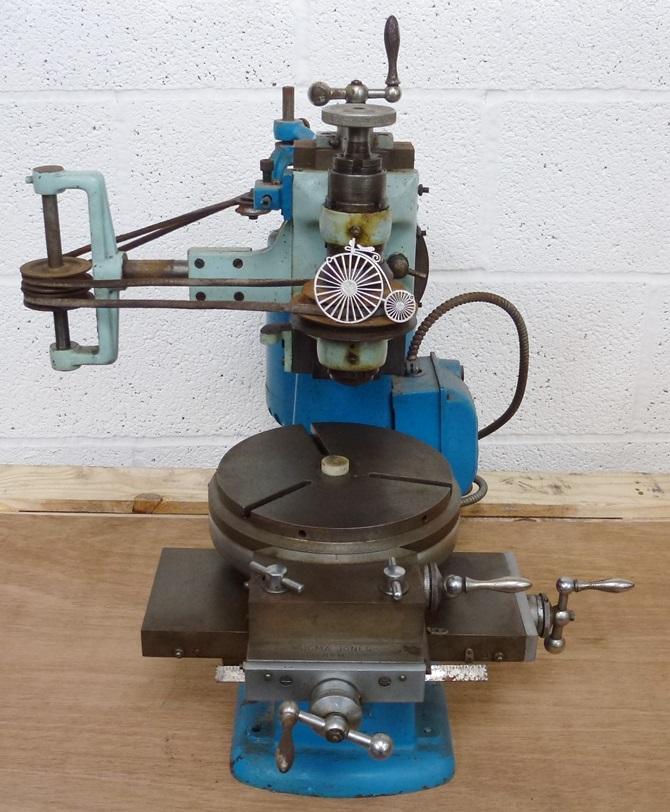 Sigma Jones Jig Borer Pennyfarthing Tools Ltd