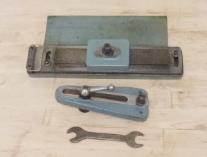 MYFORD TAPER TURNING ATTACHMENT