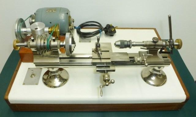 BOLEY AND LEINEN 8mm Precision Lathe