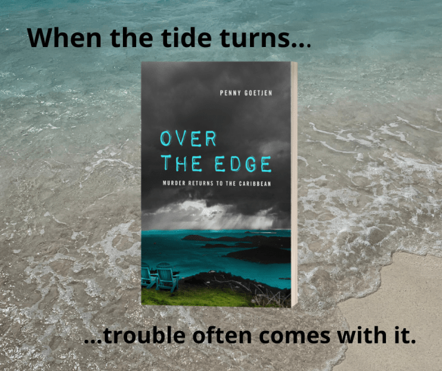 OTE Cover Reveal-When the tide turns