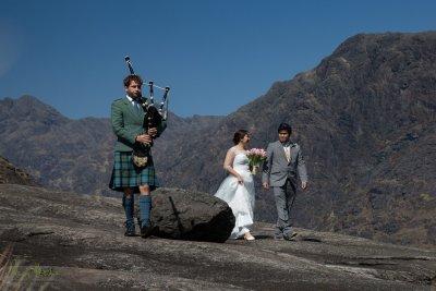 Loch Coruisk Wedding