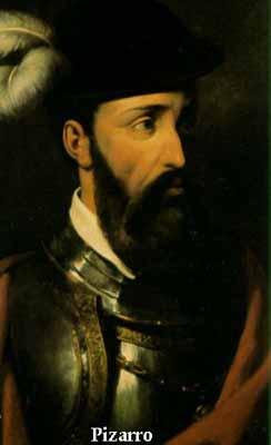 Spanish Conqueror Pizarro