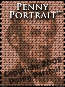 Penny Portrait Copyright Trademark