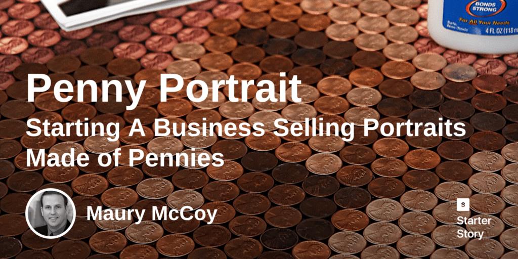 Starter Story - Penny Portrait
